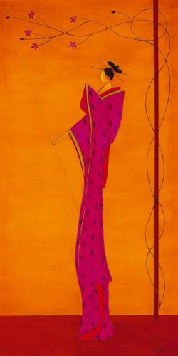Geisha III von Ona