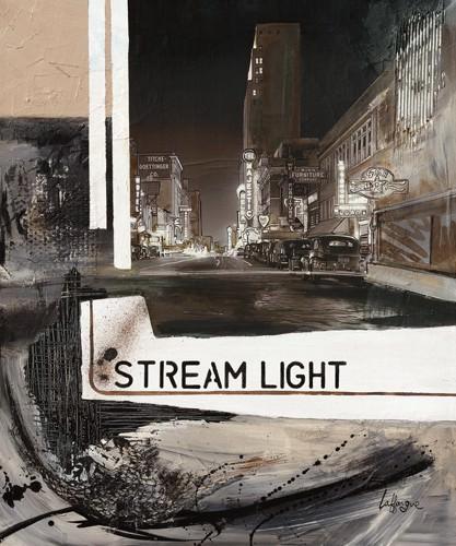 Stream Light von Caroline Laffargue