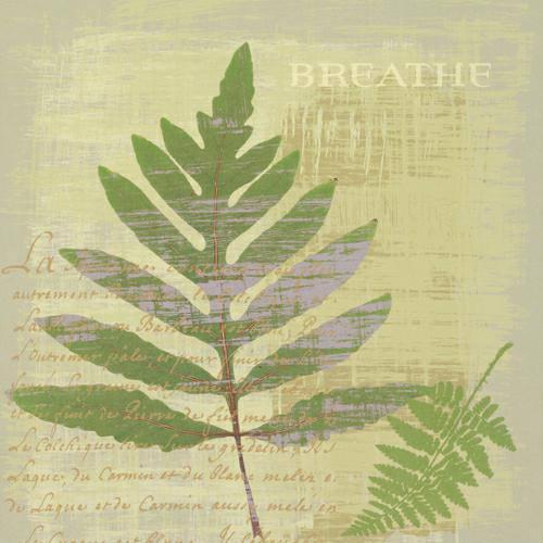 Breathe von Wild Apple Portfolio