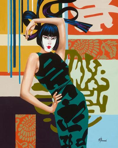 Chika von Anne Bernard
