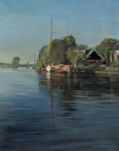View on Eastermar von Gosse Koopmans