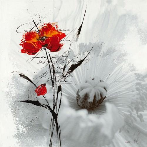 Petite aventure fleurie I von Isabelle Zacher-Finet