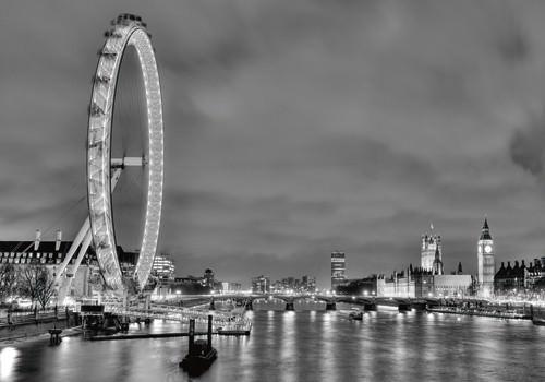The Thames von Aurelien Terrible