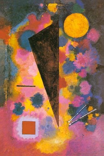 Resonance Multicolore von Wassily Kandinsky