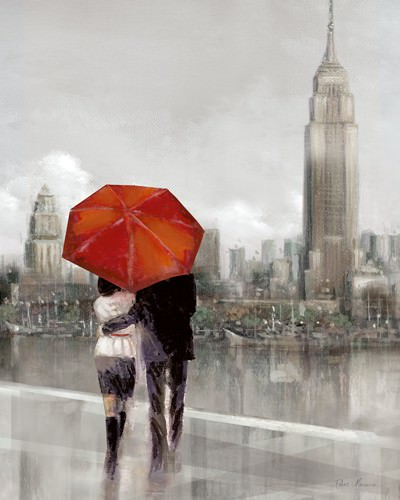 Modern Couple in NY von Ruane Manning