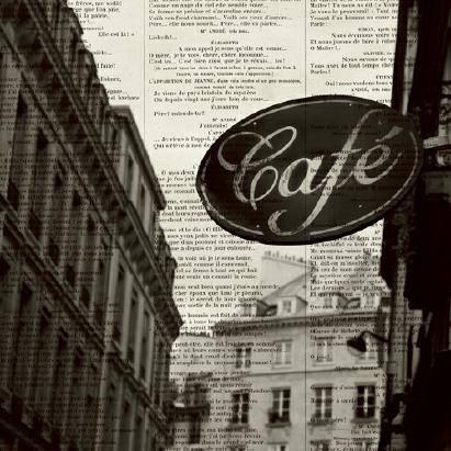 Cafe von Marc Olivier