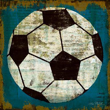 Ball IV von Michael Mullan