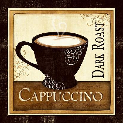 Coffee and Cream II von Veronique Charron