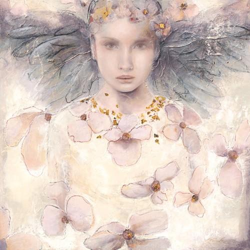 Air de printemps I von Elvira Amrhein