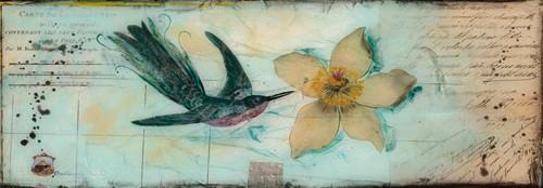 Kolibri von Sabine Gotzes