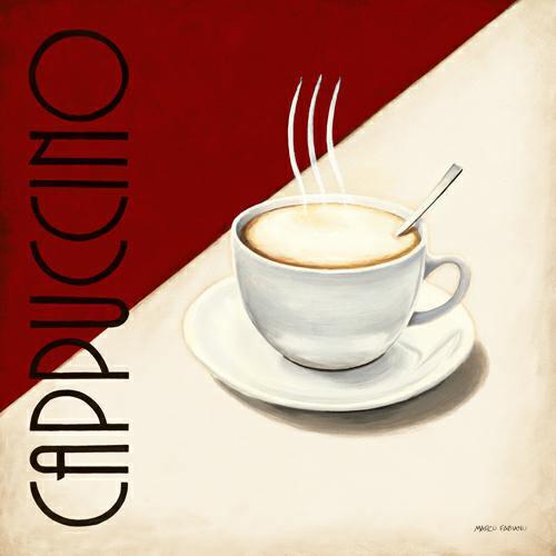 Cafe Moderne II von Marco Fabiano