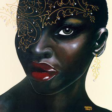Ebony von Sandra Knuyt