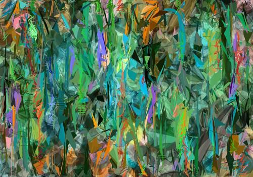 Day of Colors II von Ferdinand Vogel