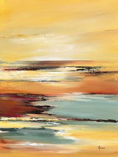 Horizon sur leetang I von Annie Manero