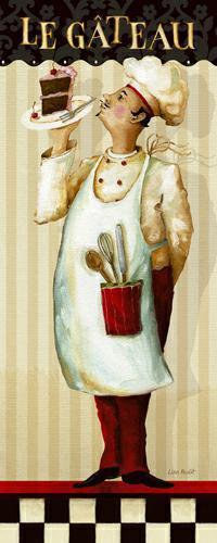Chefes Masterpiece IV von Lisa Audit