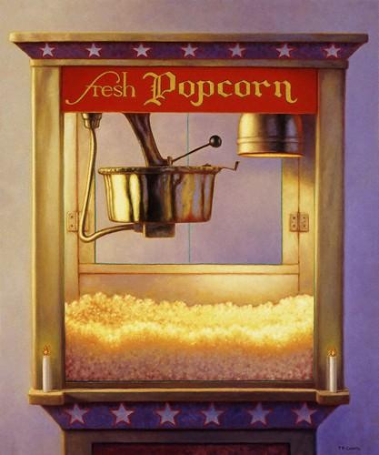 Fresh Popcorn von Thomas Colletta