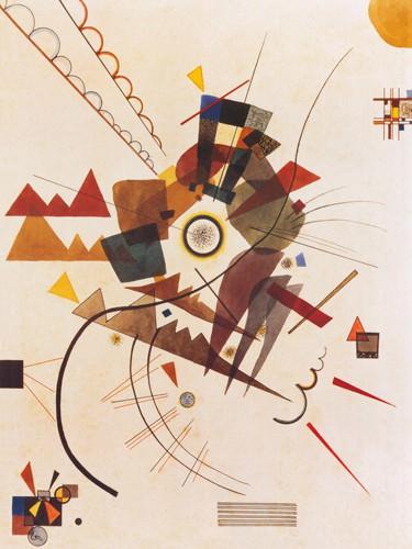 Ringsum, 1924 von Wassily Kandinsky
