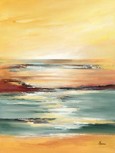 Horizon sur leetang II von Annie Manero
