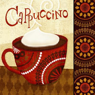 Cup of Joe II von Veronique Charron