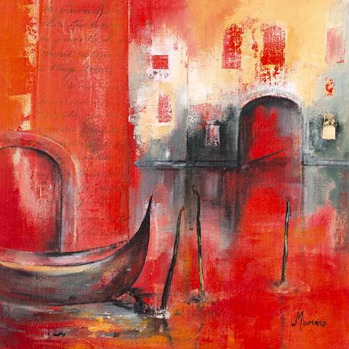 Venise Mysterieuse I von Annie Manero