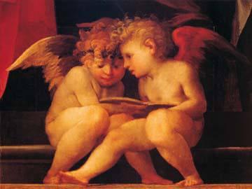 Angeli von Fiorentino Rosso