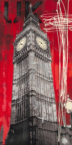 On British Time von Evangeline Tayler