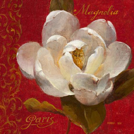 Paris Blossom III von Danhui Nai