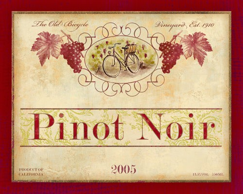 Californian Pinot Noir von Devon Ross
