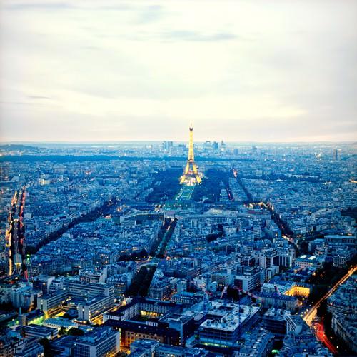 Paris Blues von Anne Valverde