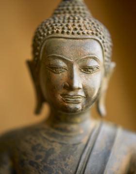 Buddha 1 von Tom Weber