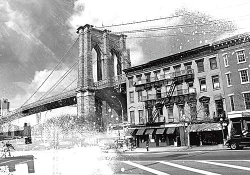 New York V von Gery Luger