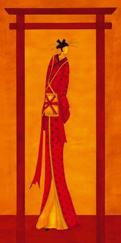 Geisha II von Ona