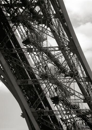 Paris Eiffel I von Ralf Uicker