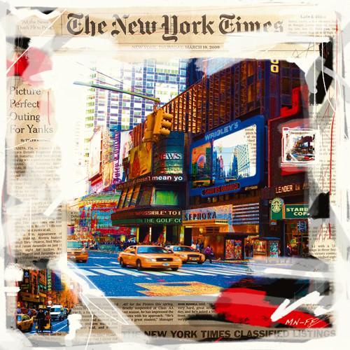 Balade e New York von MN.FF