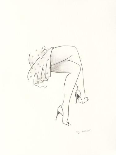 Serie Beine III von Rosy Schneider
