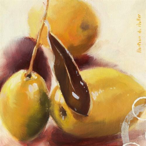 Olives I von Emmanuelle Mertian de Muller