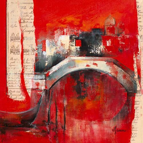 Venise Melodie I von Annie Manero