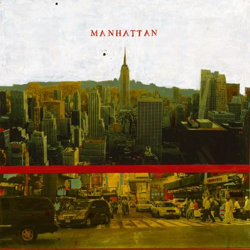 Manhattan (NYC) von Ayline Olukman