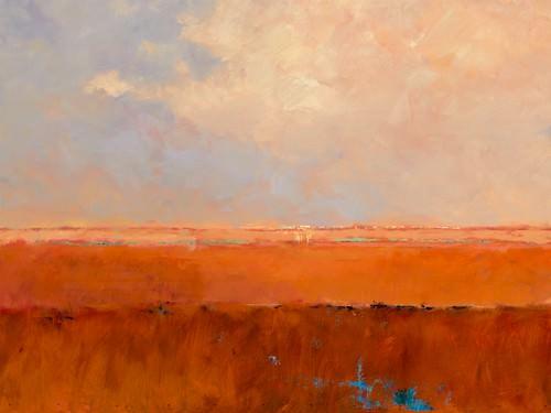 Endless Landscape von Jan Groenhart