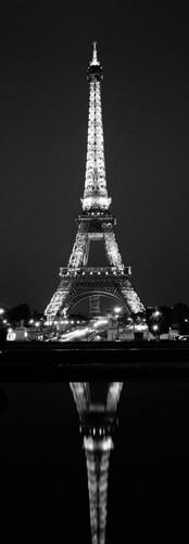 Eiffel  Reflection von Dave Butcher