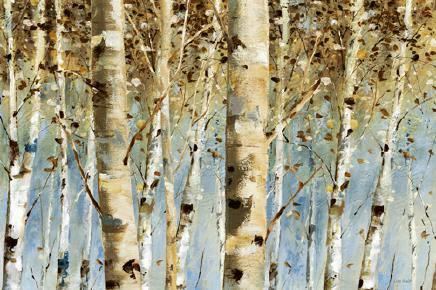 White Forest I von Lisa Audit
