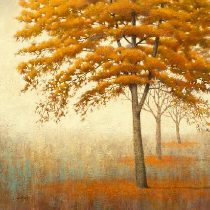 Autum Trees I von James Wiens