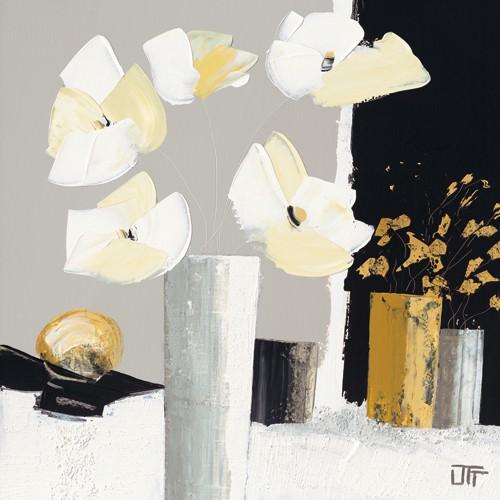 Composition florale II von Bernard Ott