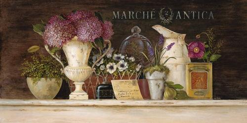 Marche Antica Vignette von Angela Staehling