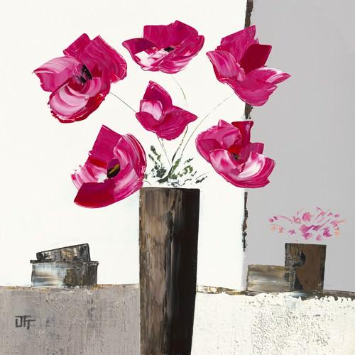 Pivoines roses I von Bernard Ott