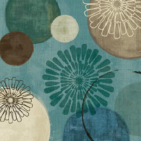 Flora Mood II von Veronique Charron