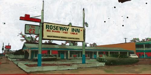 Roseway Inn #2 von Ayline Olukman
