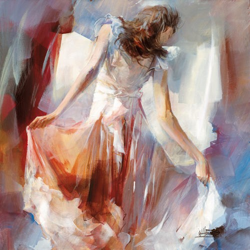 Summerdress II von Willem Haenraets