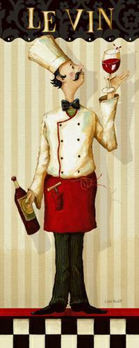 Chefes Masterpiece I von Lisa Audit