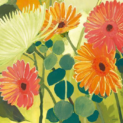 Tangerine Garden I von Kathrine Lovell